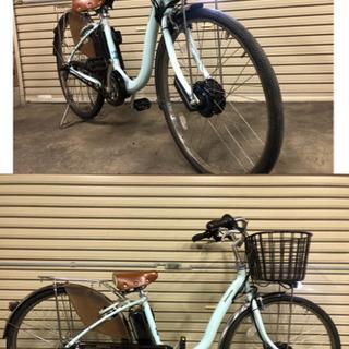 電動自転車☆ブリヂストン フロンティア 両輪駆動フロントモーター☆ - 売ります・あげます