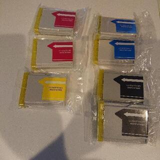 LC10 プリンター  インク  7個