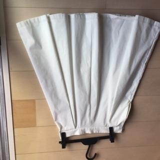 【ネット決済・配送可】23区白スカート