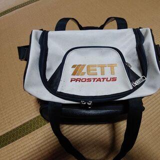 ZETT プロステータス ショルダーバッグ