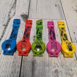 ⌚BIG BANG ビッグバン 腕時計5色セット売り⌚