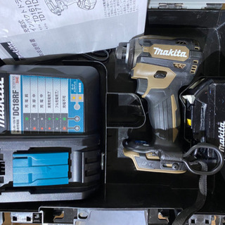 マキタ TD171DAB 18V インパクトドライバ セット