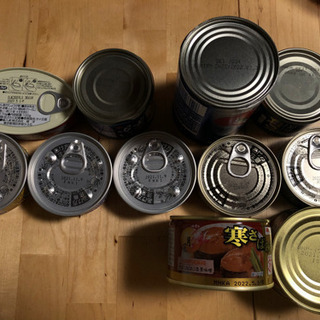 【決定しました】フードロス救済! 缶詰いろいろ - 横浜市