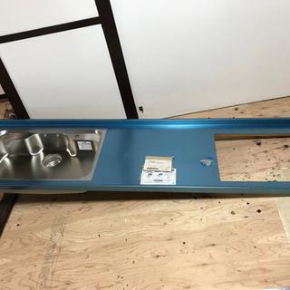 【ネット決済】システムキッチン 天板 ステンレス 未使用