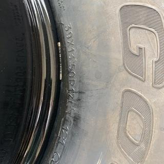 【ネット決済・配送可】bfgoodrich 39inch タイヤ...