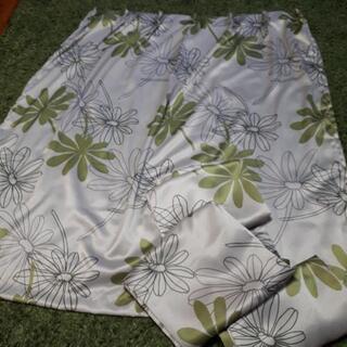 カーテン 遮光カーテン 135㎝~140サイズ 状態よし …