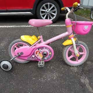 幼児自転車