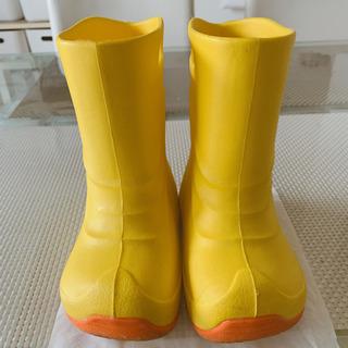 レインシューズ 長靴 15〜16cm