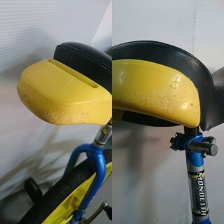 【中古】MONOLITH UNICYLLE 一輪車 20インチ - 自転車