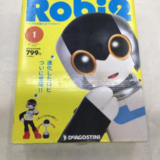 Robi2 deagostini 1  ディアゴスティーニ ロビ2