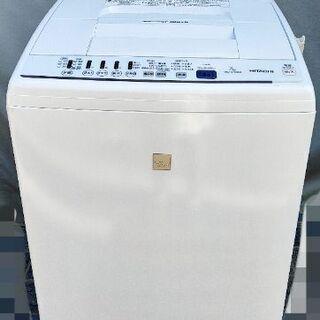 【販売中】HITACHI 全自動電気洗濯機 NW-Z70E…