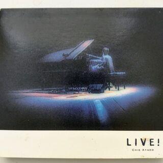 【中古音楽CD】綾戸智恵(絵) 2枚組CD 「LIVE!」