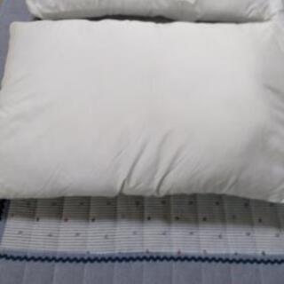ニトリの枕【新品・未使用品】2個