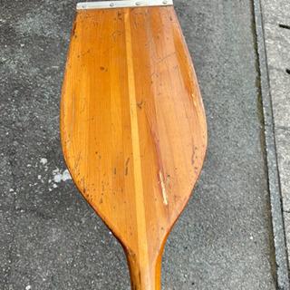 カヤック カヌー 木製パドル − 熊本県