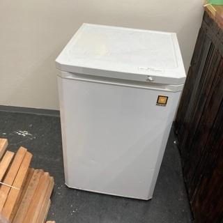冷凍庫ストッカージャンク品の画像
