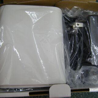 UQ WiMAX HOME02 中古品