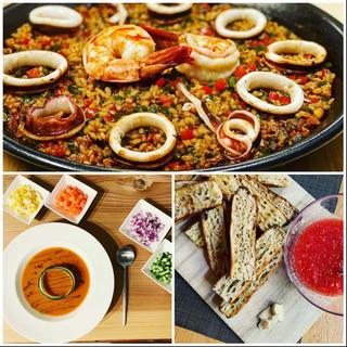 7月26日(月)🇪🇸スペイン料理🇪🇸追浜開催