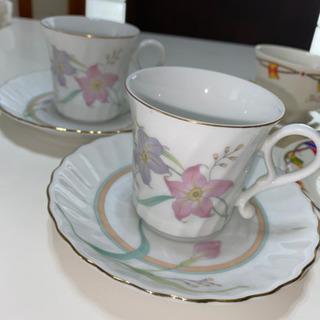 コーヒーカップ 3種類 - 宜野湾市