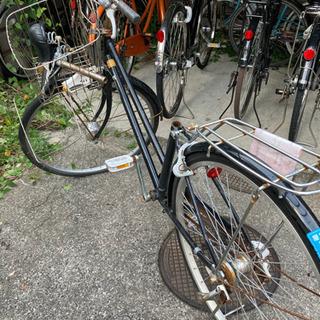 26インチから27インチくらいの中古自転車