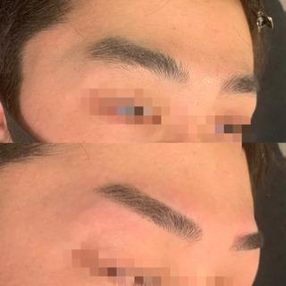 メンズ眉毛サロン