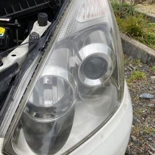 左右2000円!出張費無料!ヘッドライトクリーニング代行サービス - 車検