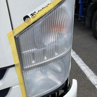 左右2000円!出張費無料!ヘッドライトクリーニング代行サービス − 栃木県