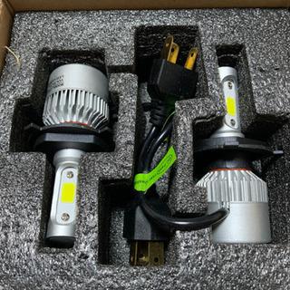 LEDヘッドライト、セット