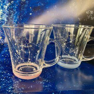 追加講座 夏休み体験講座 親子で作ろう星座のガラスマグカップ