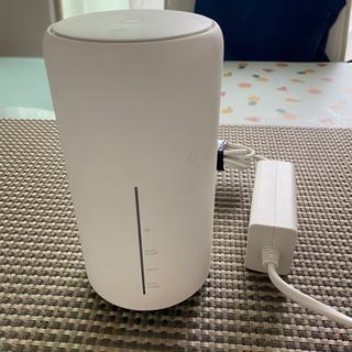 置き方 WiFi (au)
