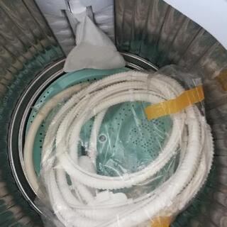 おすすめセット【送料・設置無料】⭐急ぎも対応可能⭐シャープ洗濯機6kg+ツインバード冷蔵庫110L⭐JWE38 - 家電