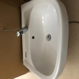 【洗面器・洗面台】LIXIL自動水栓セット❗️