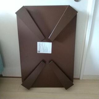 折り畳みテーブル ニトリの画像
