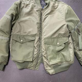 新品 アルマーニ MA-1 ジャケット
