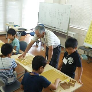 こども将棋教室(初めてのお子様から経験のあるお子様まで大丈夫です)