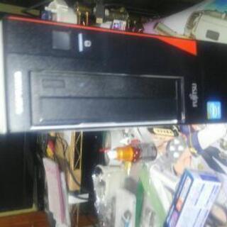 富士通製デスクトップパソコン型名FMVD05019Pを売り…