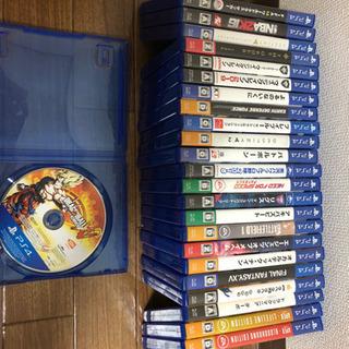 PS4ソフト 23本+おまけ1本