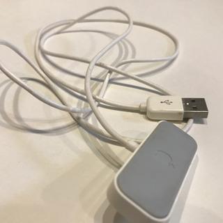 iPodシャッフル 充電コード