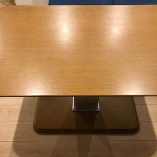 【値下げ】ニトリ NITORI 昇降式ダイニングテーブル