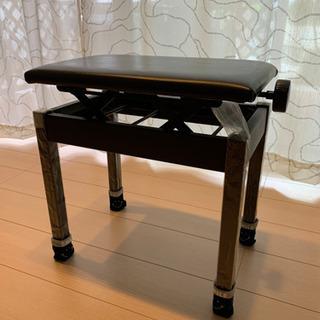【ネット決済】決まりました。ピアノ椅子 座高変えれます