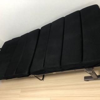 6段階リクライニング折りたたみベッド