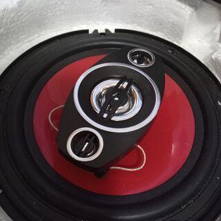 スピーカー 16cm 2way MAX500W TP-1671