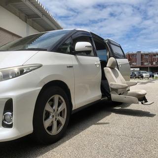 AHR20エスティマHV4WD福祉車両車検付即乗り可能!両側Pスライドドア - 中古車