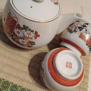 【九谷焼】お茶セット