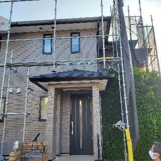 部分塗装~外壁・屋根塗装、各種防水工事