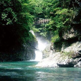 公開ハイキング みたらい渓谷・観音峰(奈良県)