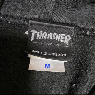 THRASHER パーカー