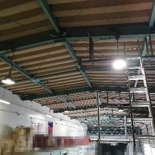 倉庫•工場水銀灯LED化