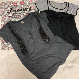 レディース Mサイズ Tシャツ5枚セット - コスメ/ヘルスケア