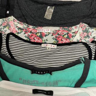レディース Mサイズ Tシャツ5枚セット − 愛知県