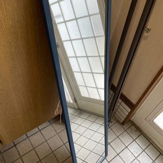 大きめの鏡あげます!壁掛けタイプ